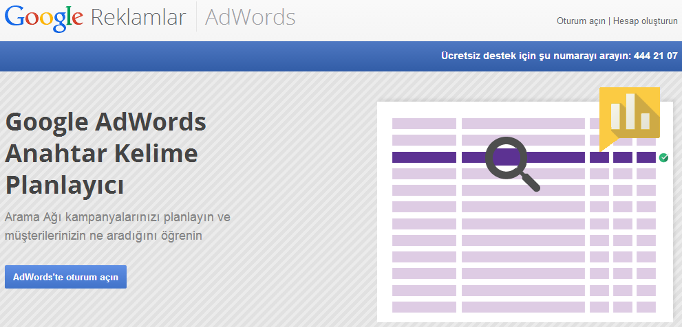 google-anahtar-kelime-planlayicisi