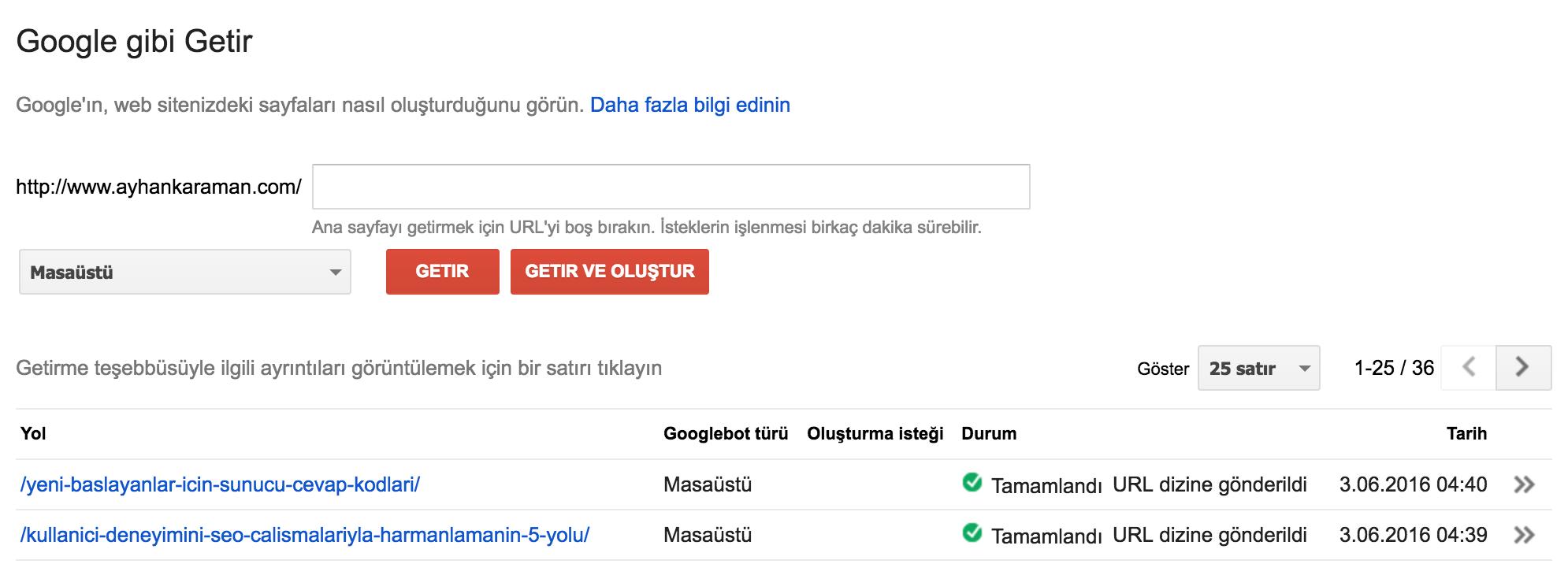 google-gibi-getir