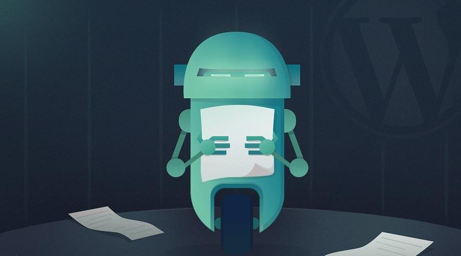 robotlar için içerik üretmek