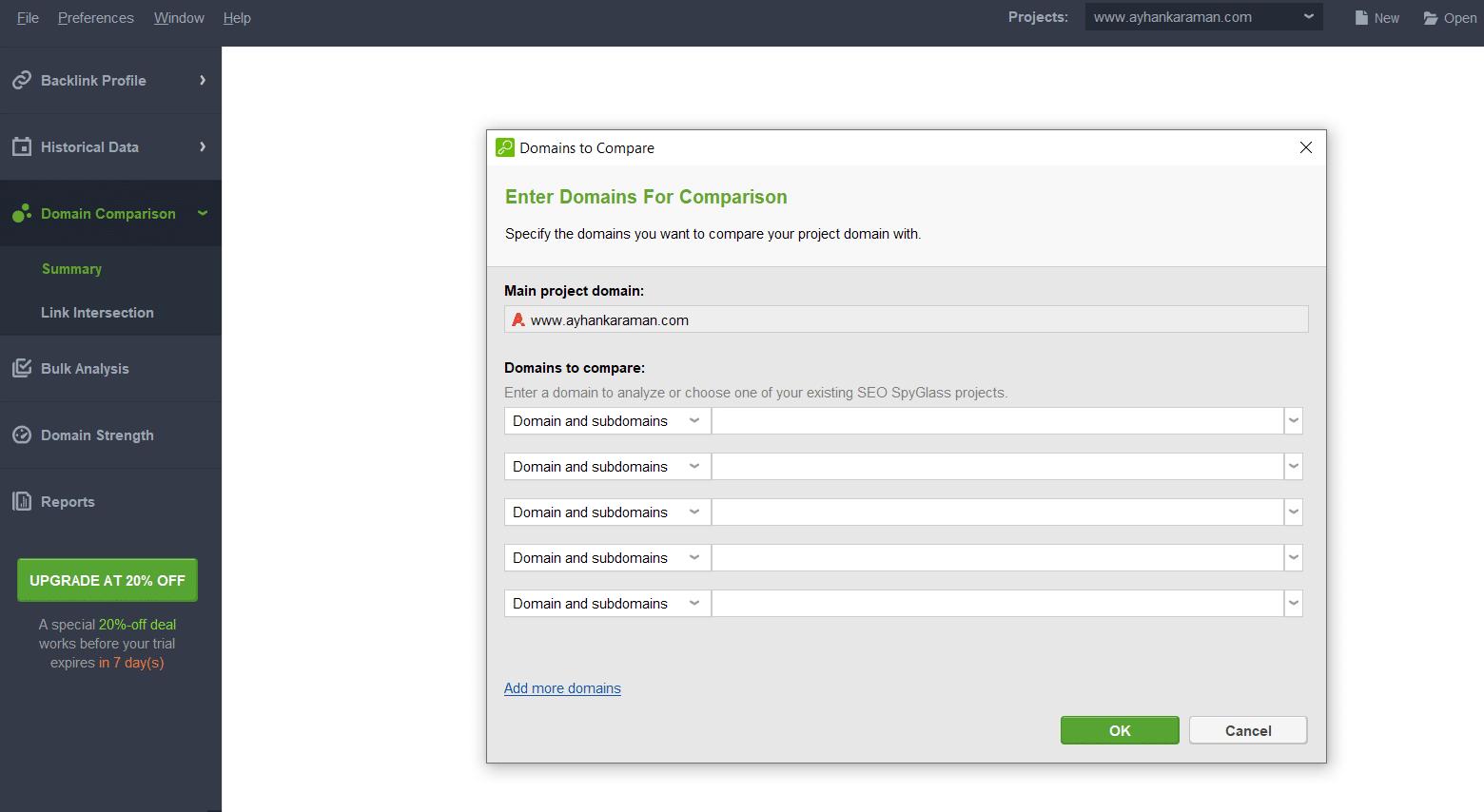 domain backlink rekabeti